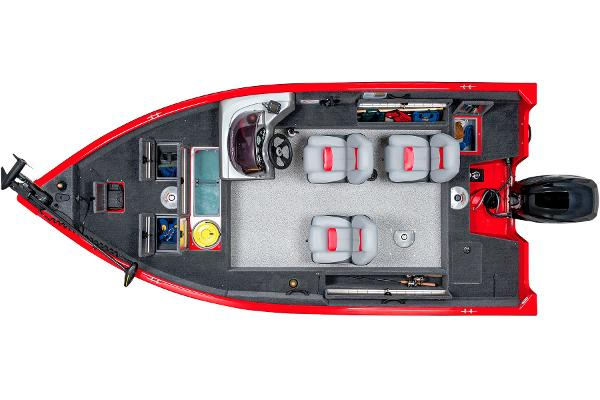 2014 Tracker Boats boat for sale, model of the boat is Pro Guide V-16 SC & Image # 3 of 38