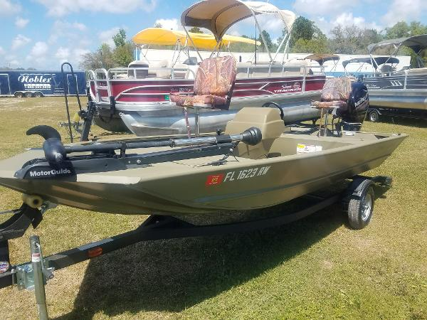 2019 TRACKER BOATS GRIZZLY 1648 SC for sale