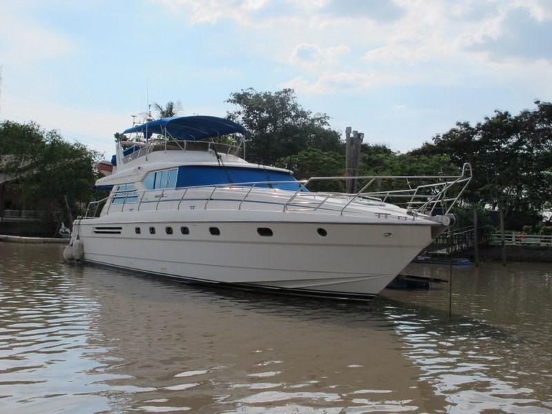 Princess 66 Anchoring