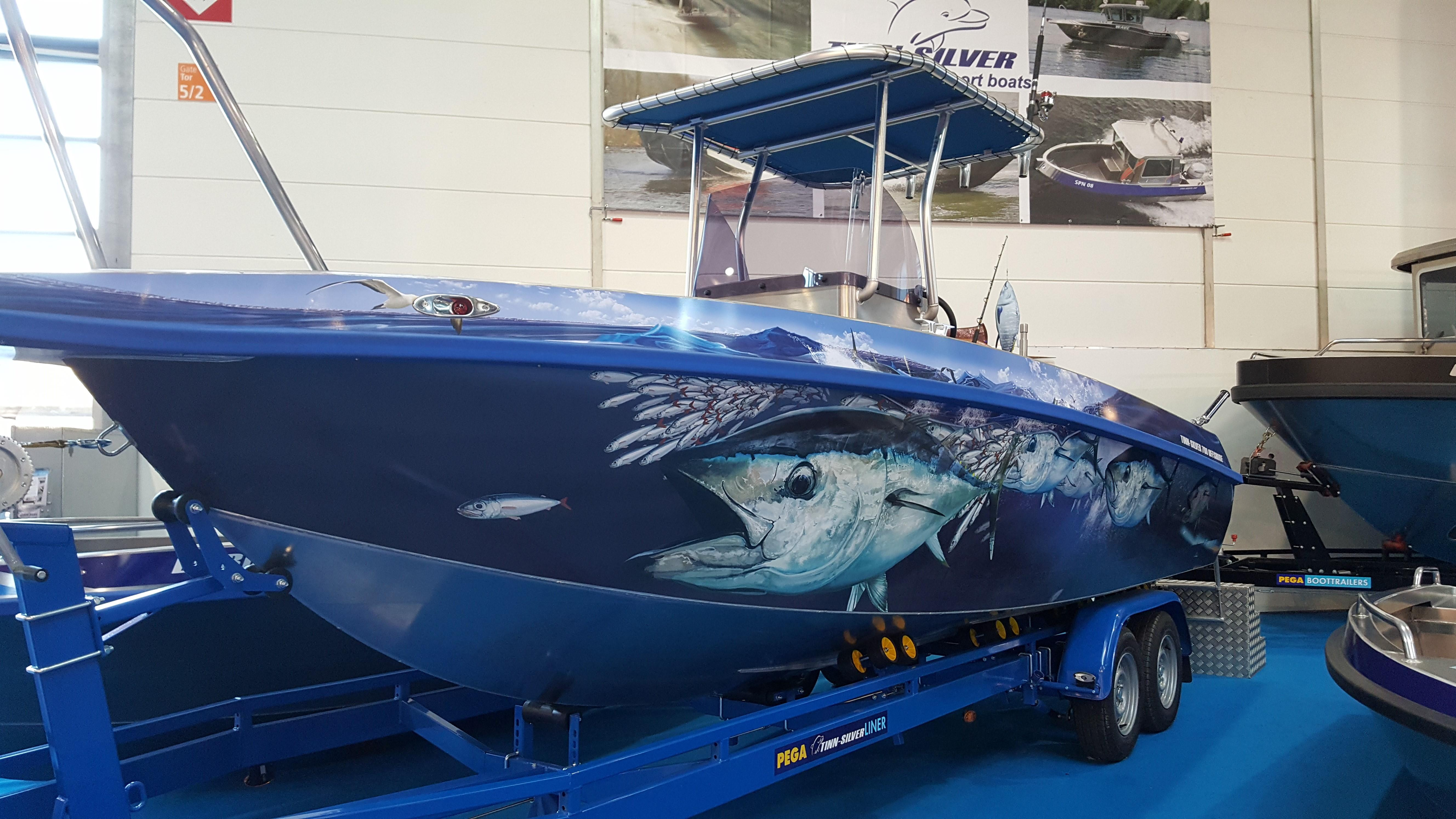 Tinn-Silver 700 Offshore