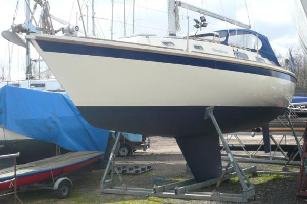 Westerly Fulmar boat for sale