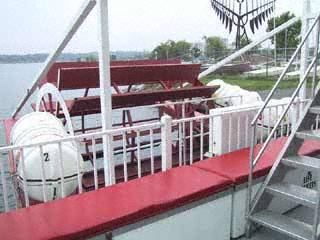 Lower Deck Seating