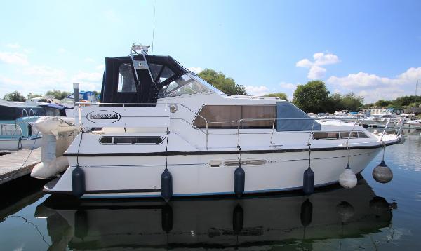2001 Haines 340 AC