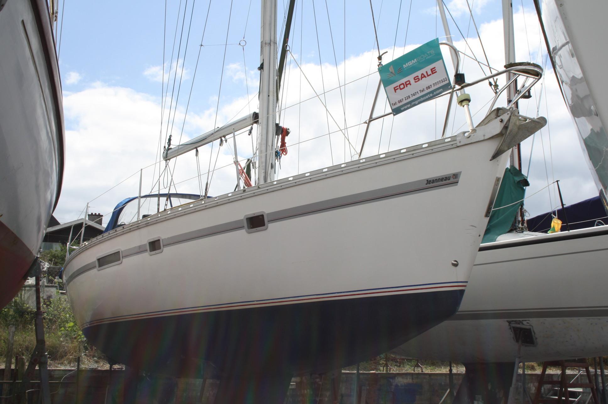 Jeanneau Voyage 11.20