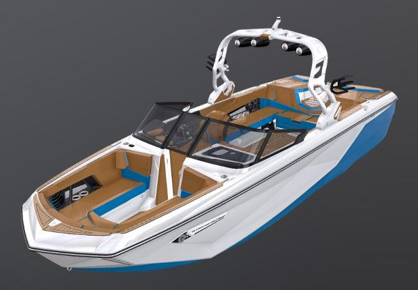 2021 Nautique boat for sale, model of the boat is Super Air Nautique G25 & Image # 2 of 6