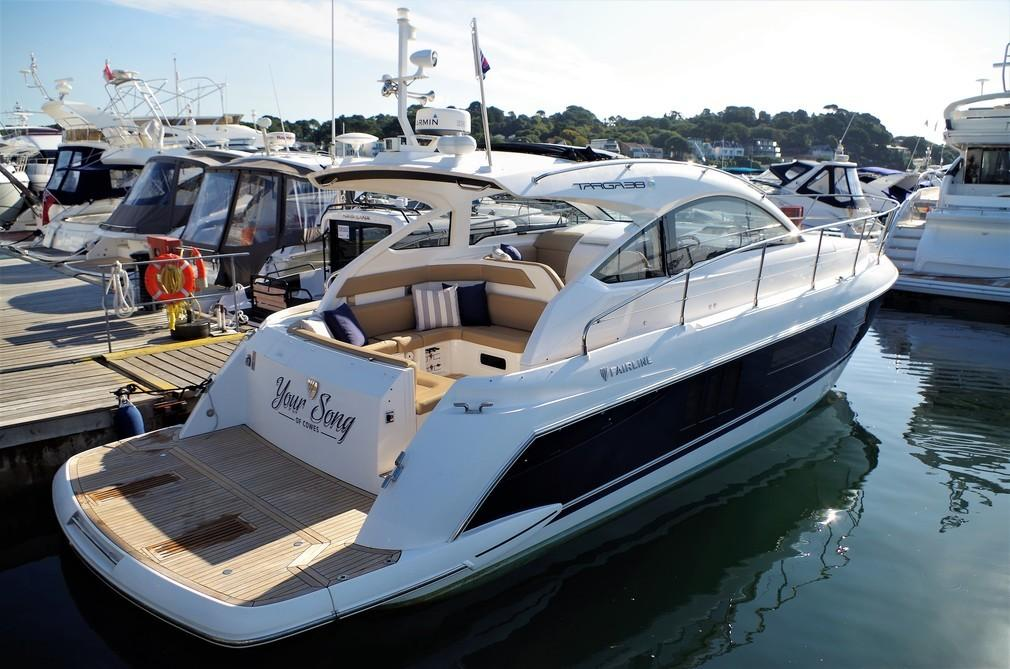 Fairline Targa 38 Gran Turismo