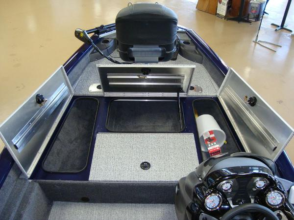 2021 Tracker Boats boat for sale, model of the boat is Pro Team 175 TF® & Image # 9 of 16