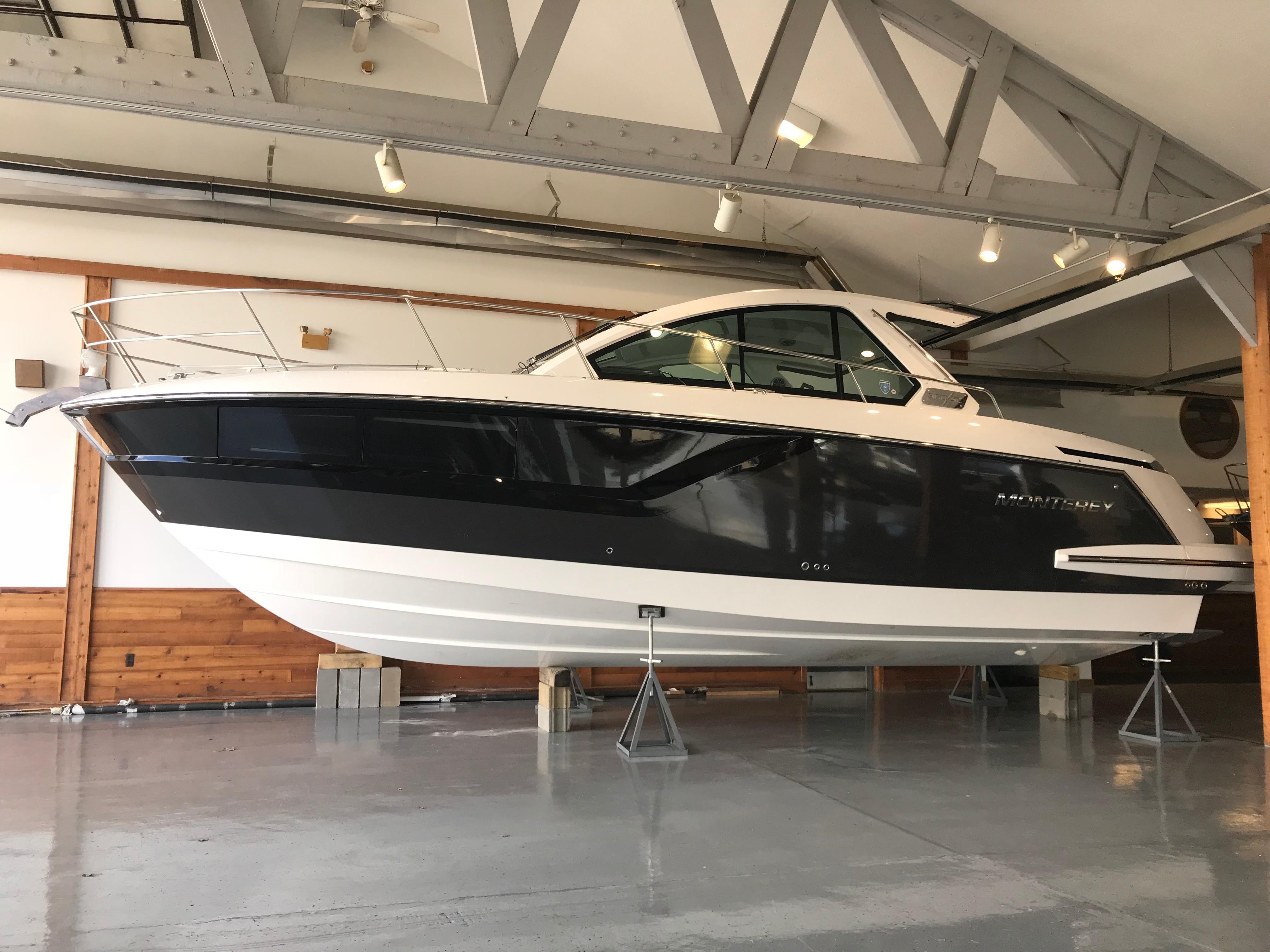 Monterey360 Sport Coupe