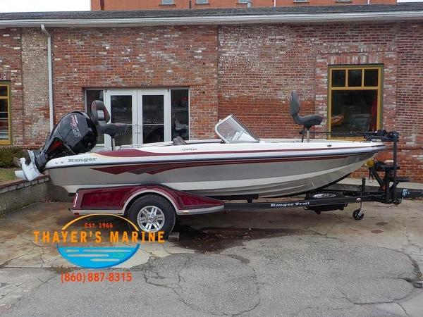 2020 Ranger Boats boat for sale, model of the boat is 190LS & Image # 2 of 52