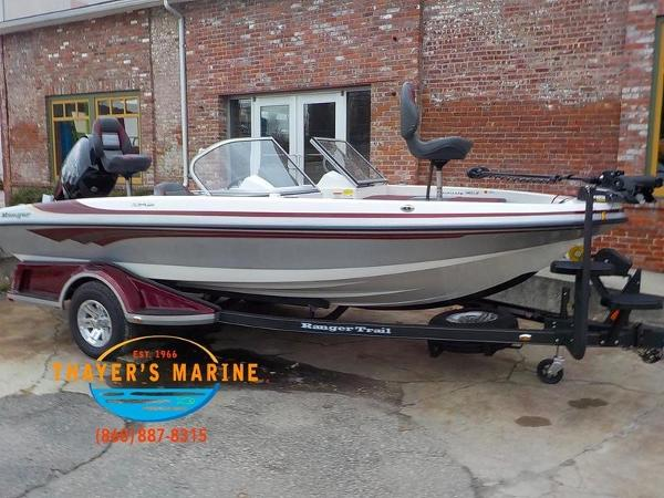 2020 Ranger Boats boat for sale, model of the boat is 190LS & Image # 3 of 52