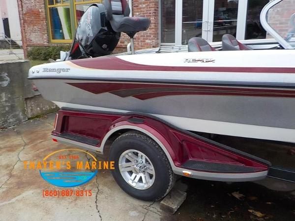 2020 Ranger Boats boat for sale, model of the boat is 190LS & Image # 17 of 52