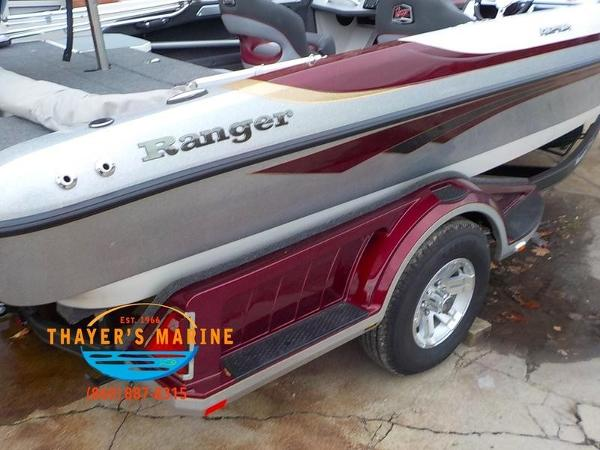 2020 Ranger Boats boat for sale, model of the boat is 190LS & Image # 21 of 52