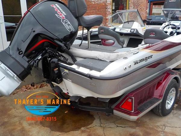 2020 Ranger Boats boat for sale, model of the boat is 190LS & Image # 31 of 52