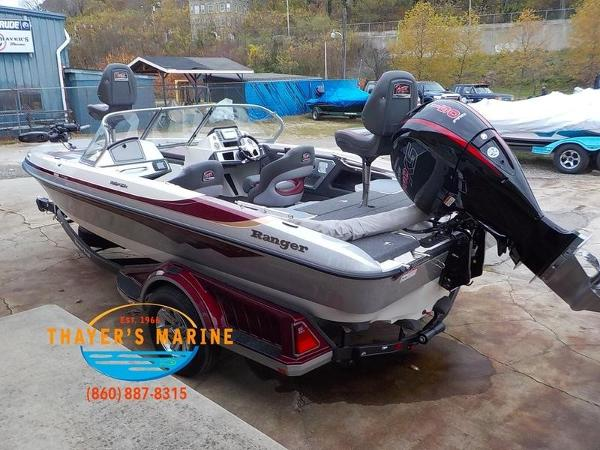 2020 Ranger Boats boat for sale, model of the boat is 190LS & Image # 34 of 52