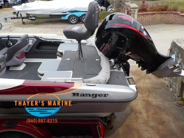 2020 Ranger Boats boat for sale, model of the boat is 190LS & Image # 36 of 52