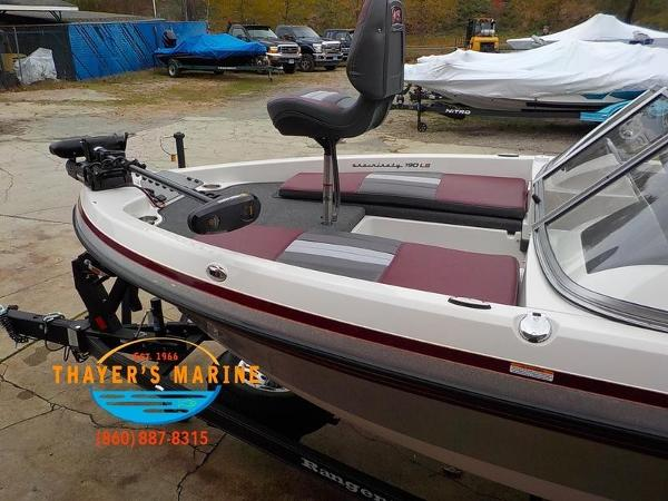 2020 Ranger Boats boat for sale, model of the boat is 190LS & Image # 37 of 52