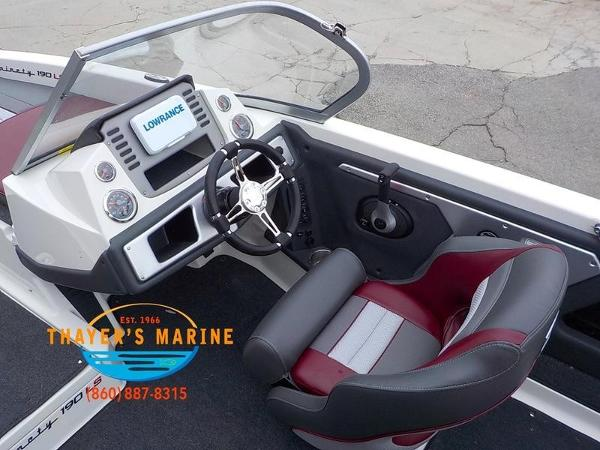 2020 Ranger Boats boat for sale, model of the boat is 190LS & Image # 51 of 52
