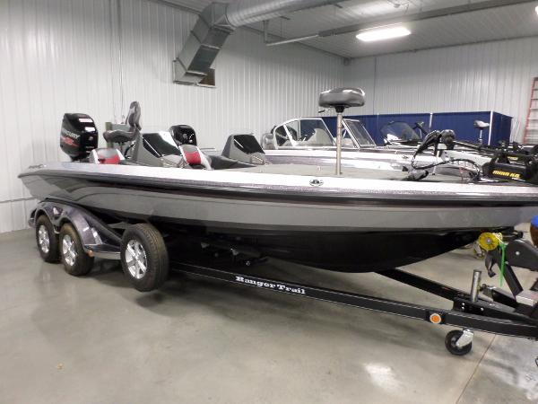For sale new 2017 ranger boats z522d comanche in for Fish express kalamazoo