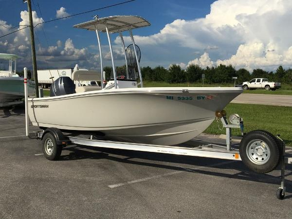 2017 SPORTSMAN BOATS 170 REEF CC for sale