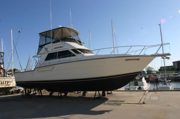 Tiara 43 Convertible Sport Fisherman Sports Fishing Boats