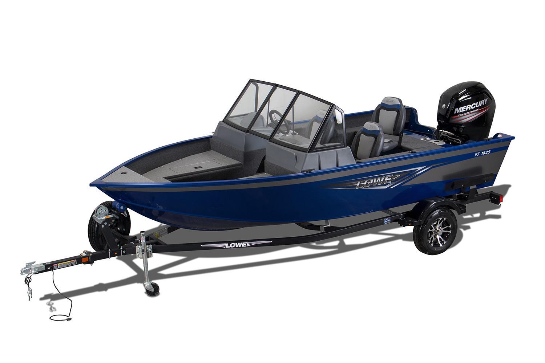 2019 Lowe Fish & Ski FS1625