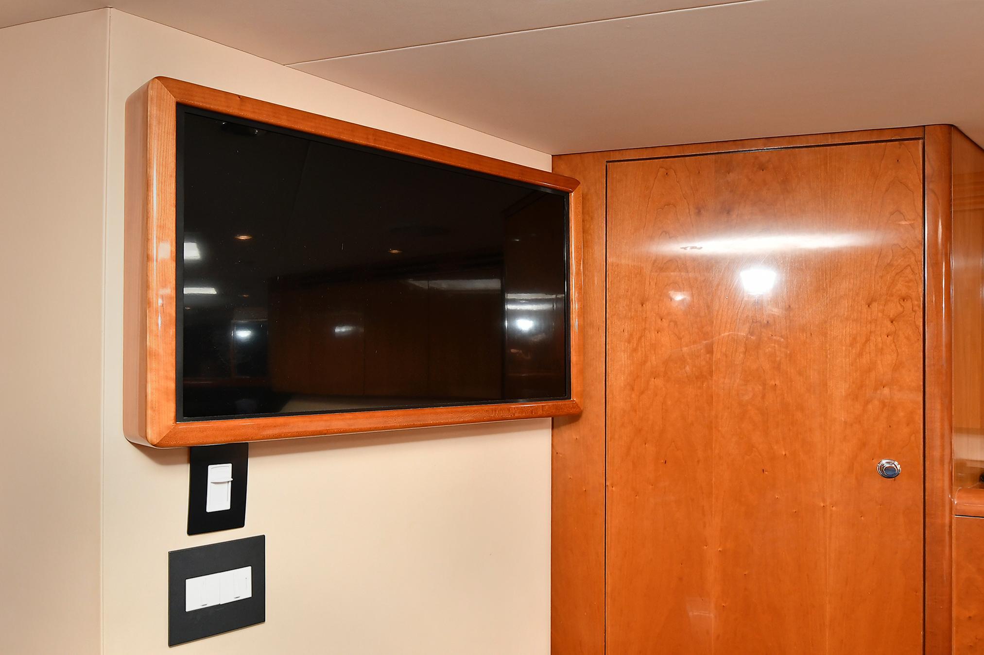 Forward Stateroom TV