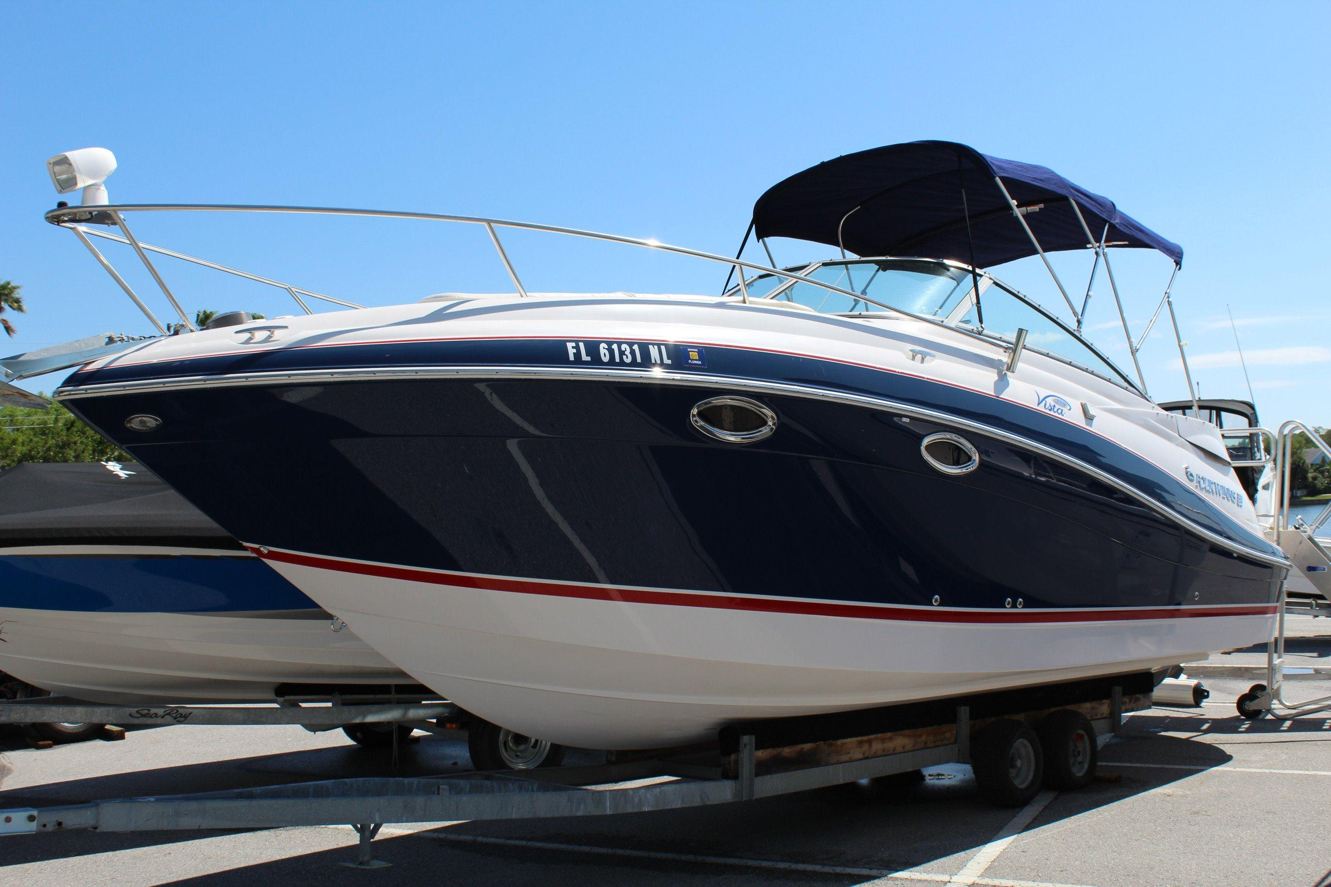 2007 Four Winns 278 Vista Used Four Winns For Sale In