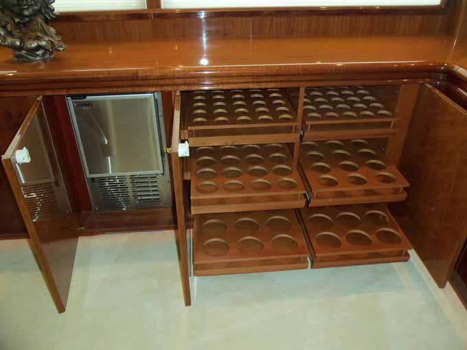 Dining Area Storage