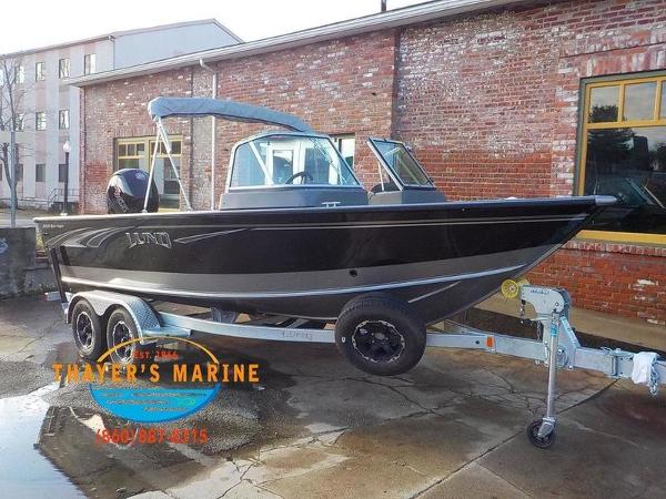 2019 LUND 2000 SPORT ANGLER for sale