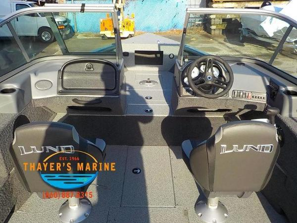 2019 Lund boat for sale, model of the boat is 2000 Sport Angler & Image # 19 of 36