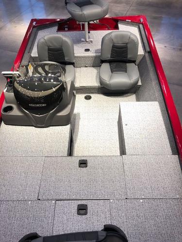 2021 Tracker Boats boat for sale, model of the boat is Pro 170 & Image # 6 of 12