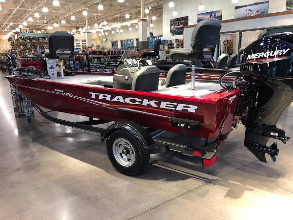 2021 Tracker Boats boat for sale, model of the boat is Pro 170 & Image # 7 of 12