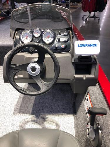 2021 Tracker Boats boat for sale, model of the boat is Pro 170 & Image # 11 of 12