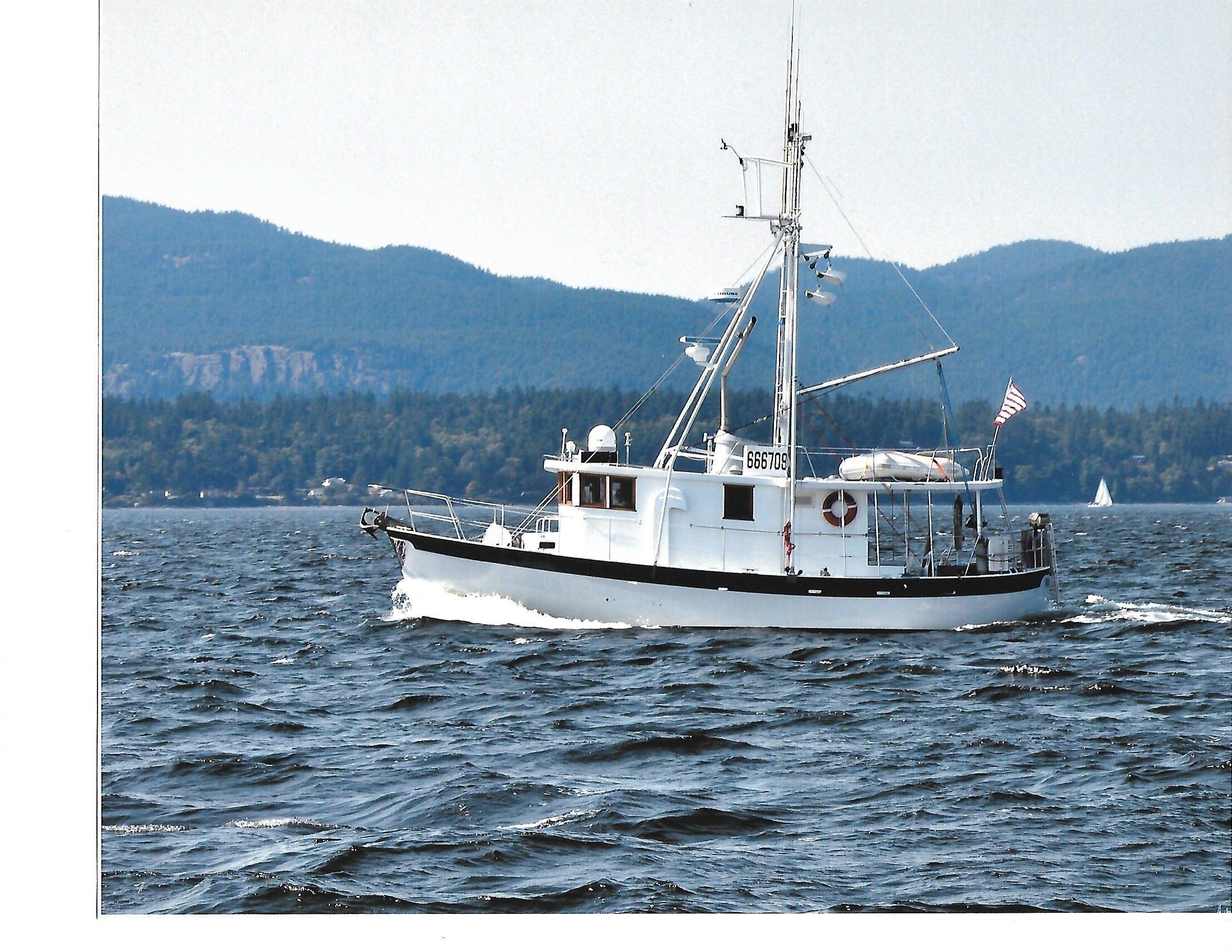 Willard Custom LRC Trawler