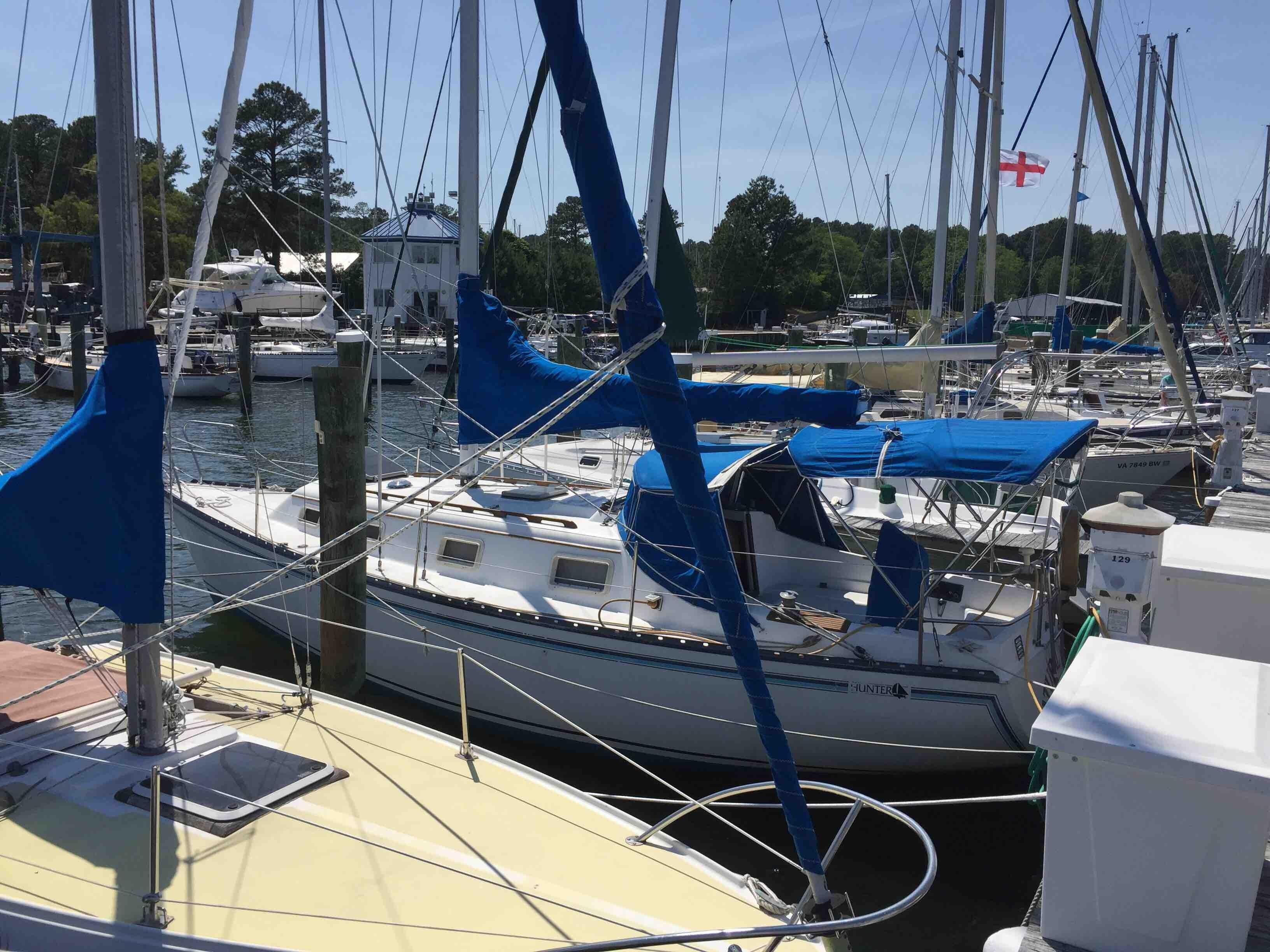 1982 Hunter 30 | Sailboats for Sale