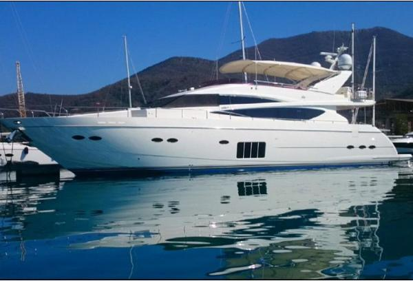 Search Results Pre Owned Motor Yacht Sales Princess