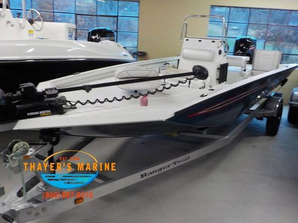 2020 Ranger Boats boat for sale, model of the boat is RB190 & Image # 4 of 31