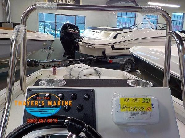 2020 Ranger Boats boat for sale, model of the boat is RB190 & Image # 7 of 31