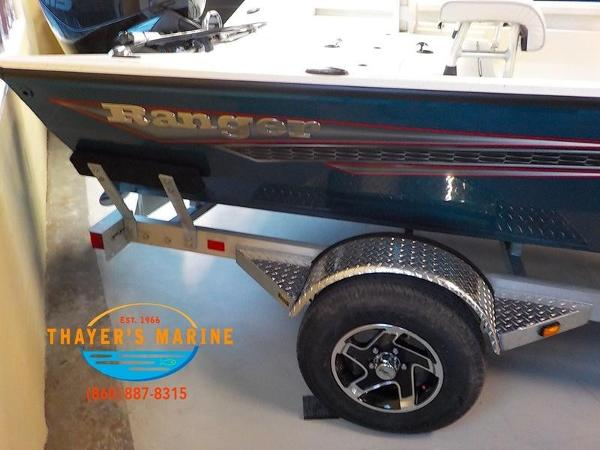 2020 Ranger Boats boat for sale, model of the boat is RB190 & Image # 15 of 31