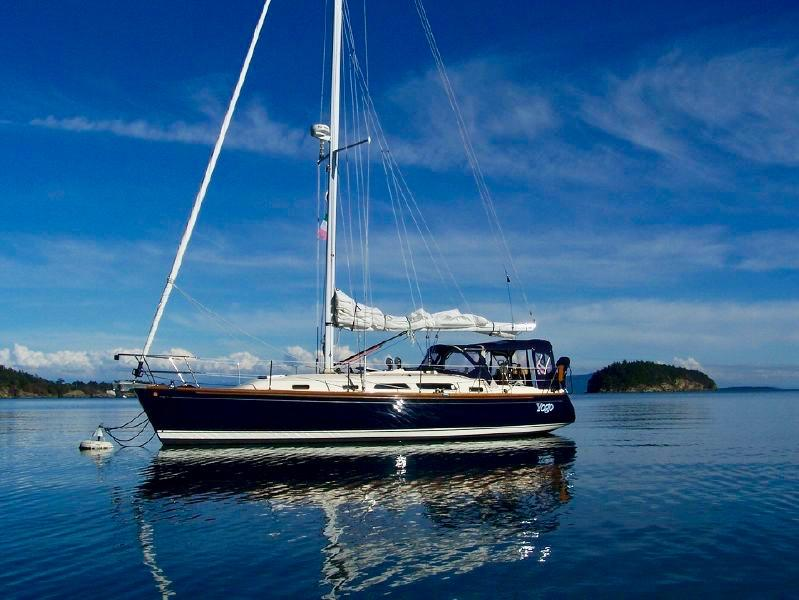 Picture Of:  38.58' Sabre 386 2005Yacht For Sale | 27