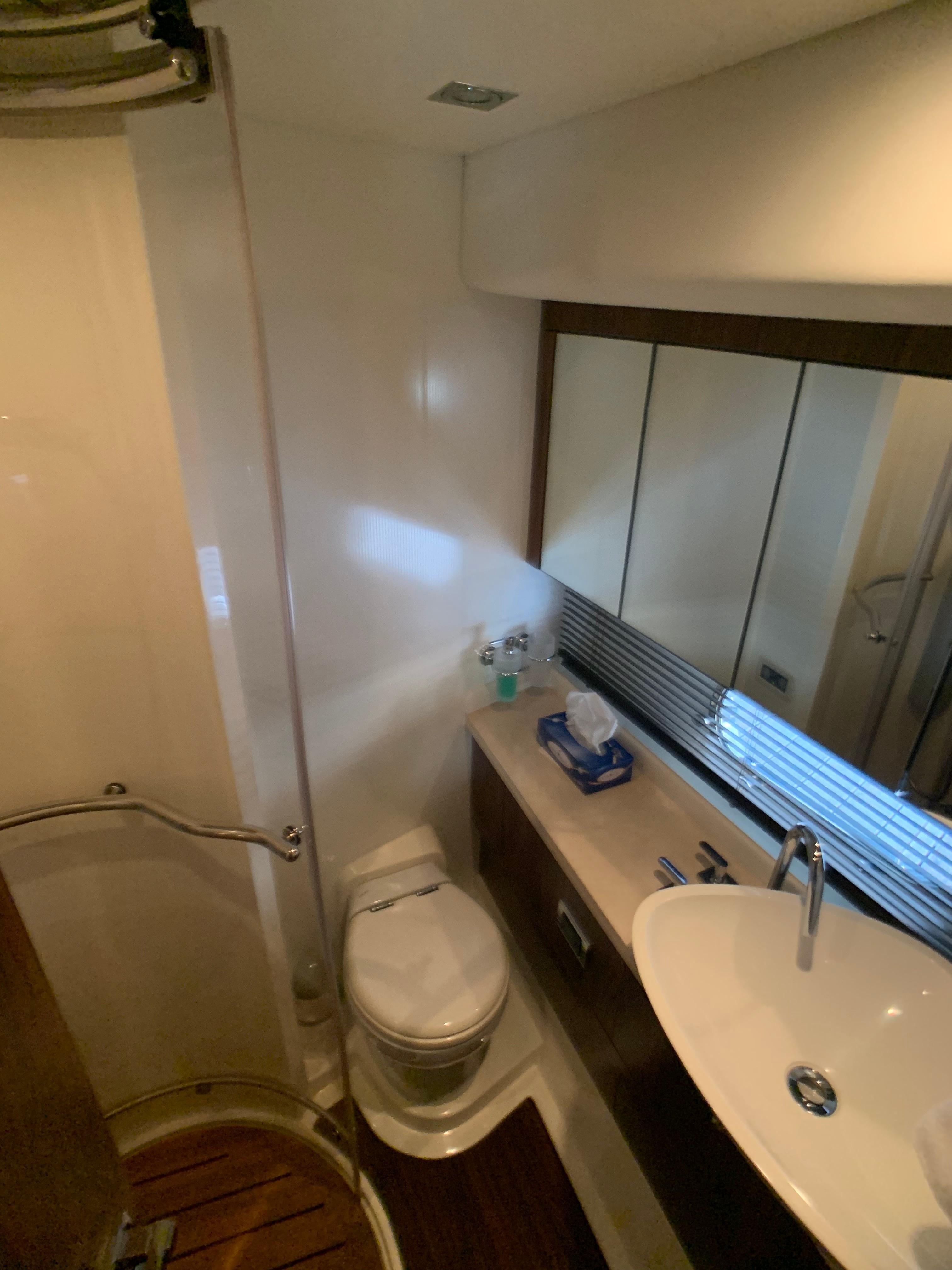 Manhattan 60 - VIP Bathroom