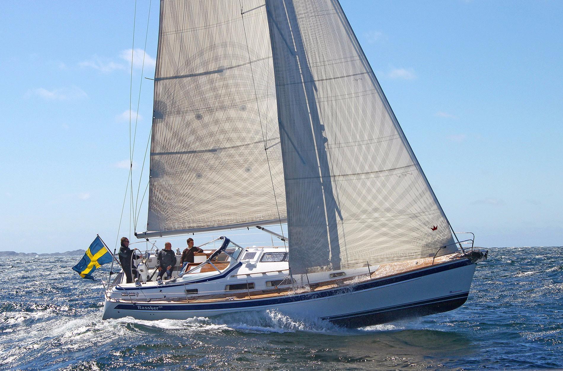 Hallberg-Rassy New Boat Models - Transworld Yachts