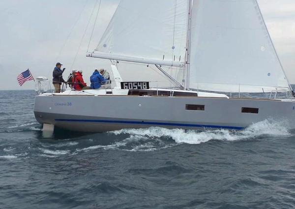 Beneteau Oceanis 38 Purchase Maine