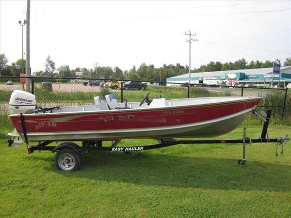 2004 LUND 16 SSV for sale