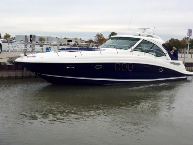 48 Sea Ray 2006 Motorboatin For Sale In Port Clinton Ohio