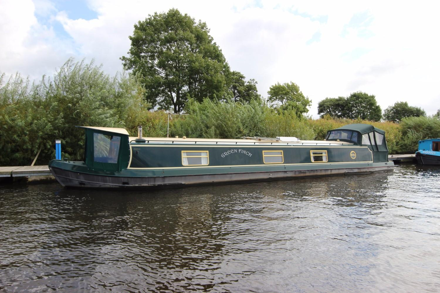 Liverpool Boats Wide Beam 57 x 11