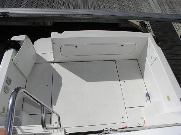 Bayliner Ciera 2858 - Cockpit