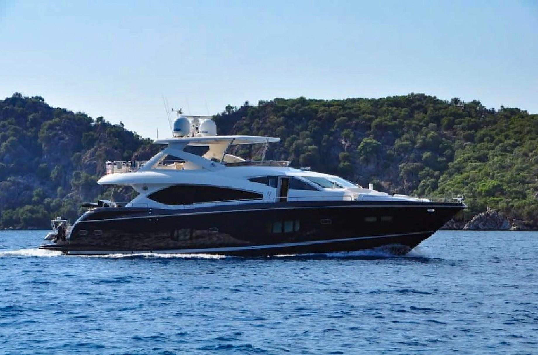 88 ft Sunseeker 88 Yacht