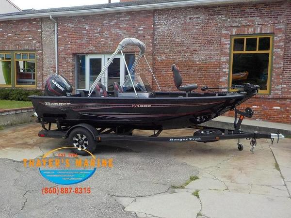2020 RANGER BOATS VS1682SC for sale