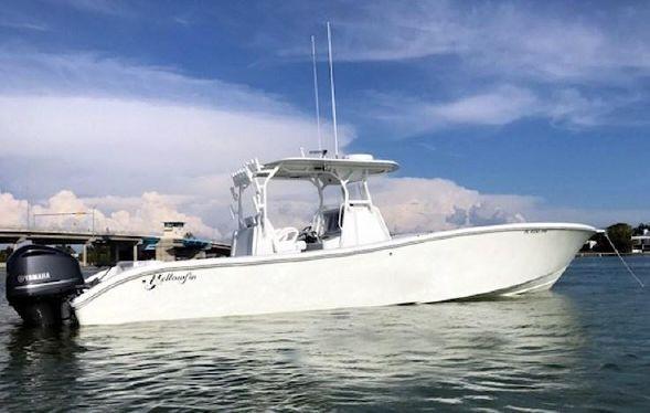 36 Yellowfin CC  2012